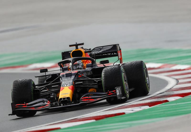 Honda Splashes To Pair Of Top-Seven Finishes In Turkey
