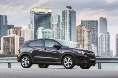 2016 HONDA HR-V NAMED A FINALIST FOR GREEN CAR JOURNAL'S GREEN SUV OF THE YEAR® AWARD