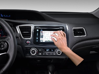 HONDA EVOLVES IN-CAR CONNECTIVITY WITH DISPLAY AUDIO TOUCH-SCREEN INTERFACE AND NEXT GENERATION HONDALINK™ TECHNOLOGY