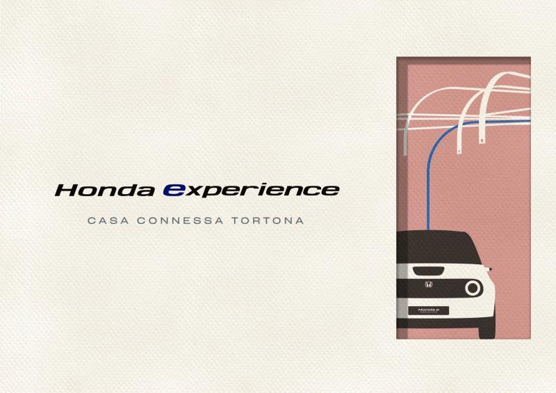 Honda Announces Presence At Milan Design Week Featuring The Honda e Prototype