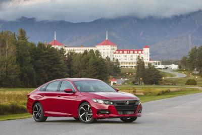 2019 Honda Odyssey And Accord Named 'Best Cars For Families' By U.S. News & World Report