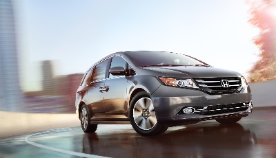 HONDA ODYSSEY NAMED 'BEST MINIVAN FOR FAMILIES' FOR FOURTH CONSECUTIVE YEAR BY U.S. NEWS & WORLD REPORT