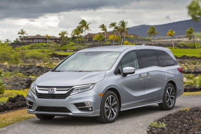 2018 Honda Odyssey Achieves Highest Safety Ratings From Iihs And Nhtsa