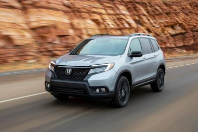 Adventure-Ready 2019 Honda Passport Launches Into Dealers On February 4