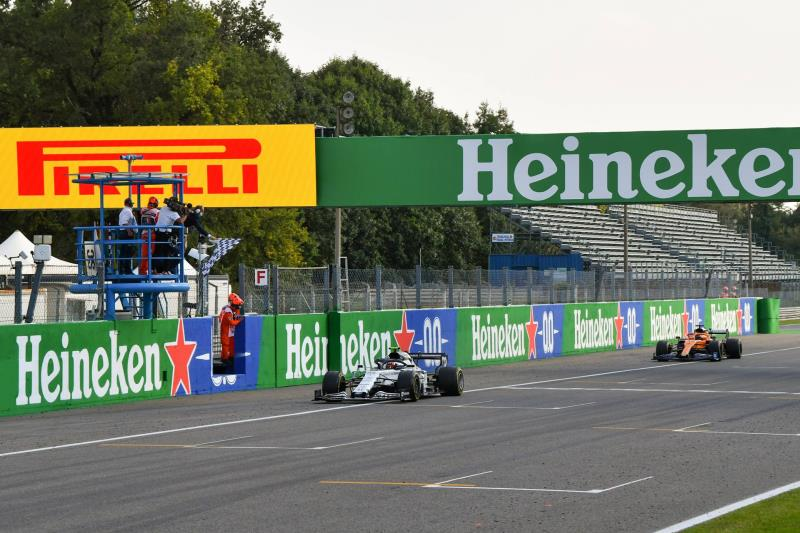 Honda's Pierre Gasly Earns First Formula One Victory