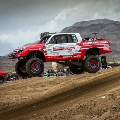 Image Result For Honda Ridgeline Desert Race Truck Concept