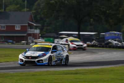 Honda Takes Top Five At Virginia International Raceway