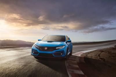 2020 Honda Civic Type R Arriving Soon With Upgraded Performance, Honda Sensing® And New LogR™ Datalogging Smartphone App