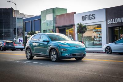 Hyundai Kona Electric And Ioniq Named Best Electric Vehicle And Best Hybrid Car By U.S. News & World Report