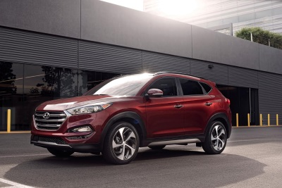 Hyundai Motor America Reports Best Tucson Sales Month In Company History