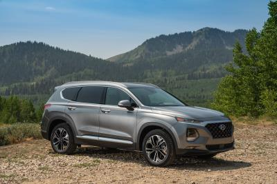 Hyundai Motor America Reports August 2018 Sales