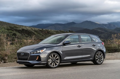 Hyundai Announces 2018 Elantra GT Pricing