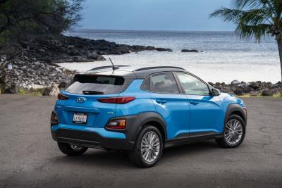 Hyundai Motor America Reports March 2018 Sales