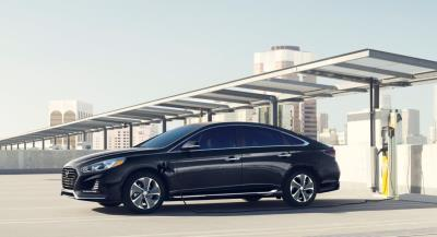 Hyundai Lowers Price, Increases Value On New 2018 Sonata Plug-In Hybrid