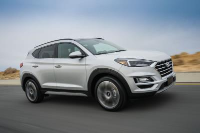 Hyundai Announces Pricing For Redesigned 2019 Tucson; Standard Hyundai Smartsense Means Safety Comes First