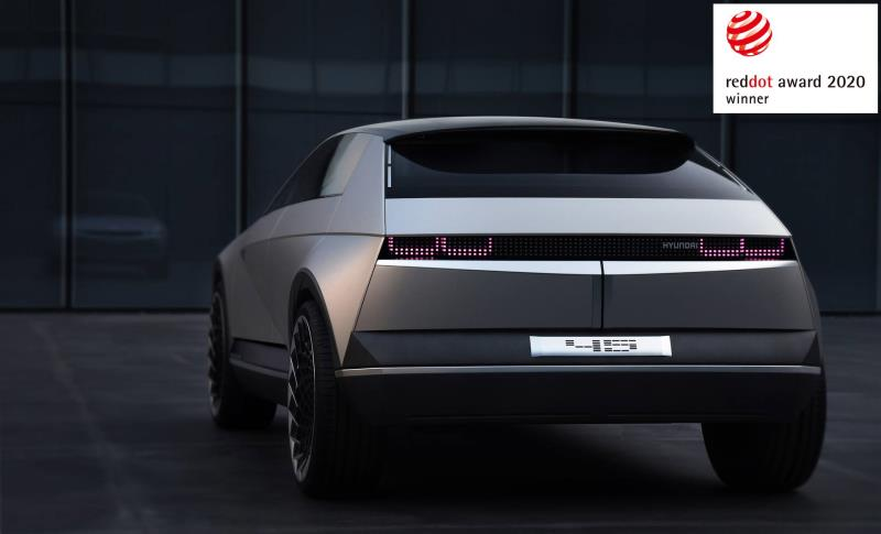 Hyundai Motor Takes Three 2020 Red Dot Awards For Design Concepts, Including Its First 'Best Of The Best'