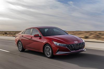 Hyundai Announces Pricing For New Feature-Rich 2021 Elantra Lineup