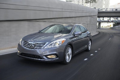2014 AZERA STARTING PRICE LOWERED BY $1,250 WHILE RETAINING COMPELLING DESIGN, PERFORMANCE AND SAFETY APPEAL