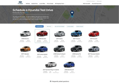 Hyundai Transforms Retail Car Buying With Shopper Assurance