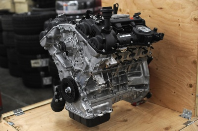 HYUNDAI ANNOUNCES NEW CRATE ENGINE PROGRAM FOR 3.8-LITER V6 AND 2.0-LITER TURBO ENGINES AT 2013 SEMA SHOW