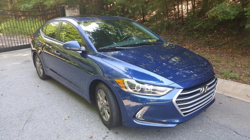 Driving Impressions : 2017 Hyundai Elantra Value Edition