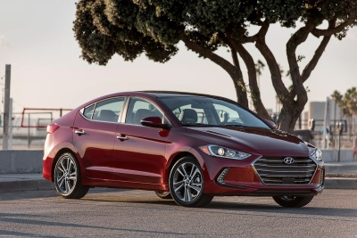 2017 HYUNDAI ELANTRA WINS BIGGEST BANG FOR THE BUCK AWARD