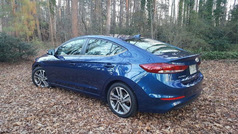 Driving Impressions (brief update) : 2018 Hyundai Elantra Limited