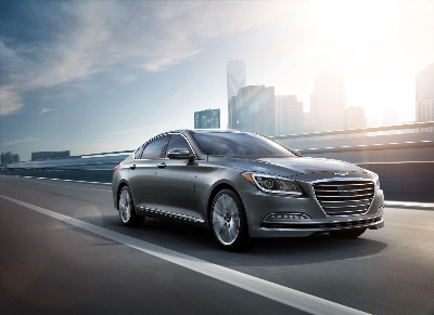 HYUNDAI GENESIS HONORED AS 2015 AUTOGUIDE.COM CAR OF THE YEAR