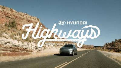 Hyundai Highways Shows How Taking The Scenic Route Is Better In The Kona Electric
