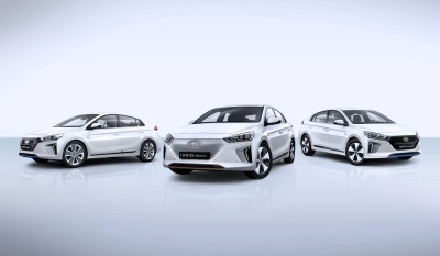 Hyundai Ioniq Wins Women'S World Car Of The Year 'Supreme Award'