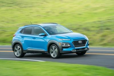 Hyundai Kona Named One Of Autotrader's 10 Best Cars For Dog Lovers For 2020
