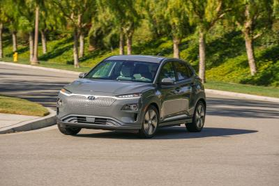 2019 Hyundai Kona Electric Recalibrates The Eco CUV Formula With An Impressive 250 Miles Of Estimated Range