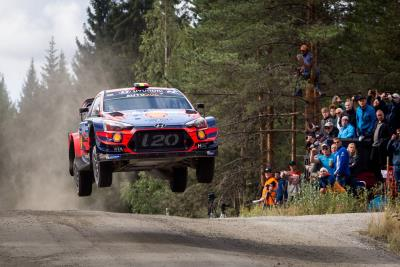 Hyundai Motorsport Reflects On Maiden WRC Manufacturers' Title