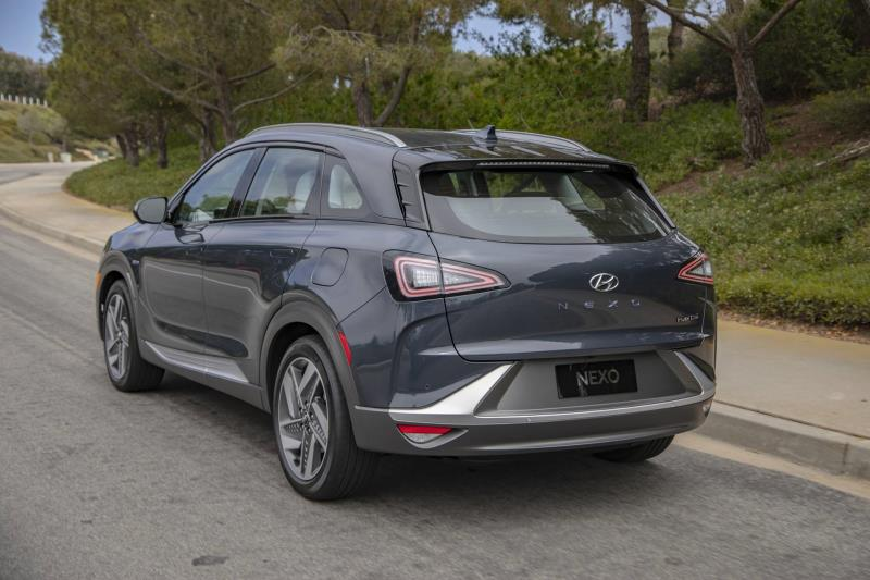 2020 Hyundai Nexo The Next Generation Fuel Cell Suv