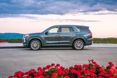 All-New 2020 Hyundai Palisade Mid-Size SUV Introduced To U.S. Media In Coeur D'alene, Idaho