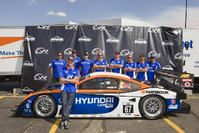 Hyundai Powered Unlimited Race Car Sets The Second Fastest Time In Pikes Peak Hill Climb History