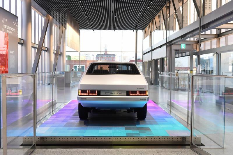 Hyundai Motor Showcases Heritage Series PONY as Icon of Design Innovation