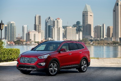 HYUNDAI SANTA FE RECEIVES 2013 GOOD DESIGN AWARD