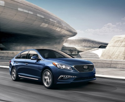 NEW FEATURES, UPGRADED SUPSENSION COMPONENTS AND STYLING REVISIONS HIGHLIGHT 2016 SONATA