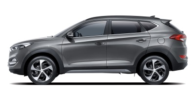 THIRD-GENERATION HYUNDAI TUCSON DELIVERS SPORTY LOOKS AND HIGH REFINEMENT
