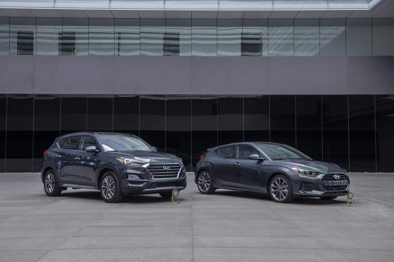 J.D. Power 2020 U.S. Initial Quality Study Ranks Hyundai Tucson And Veloster Tops In Their Segments