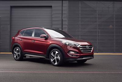 Hyundai Tucson Ranked Most Dependable Small SUV By J.D. Power