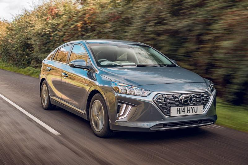 Hyundai Motor UK Scoops Two Prizes At The Company Car Today Awards    Conceptcarz.com