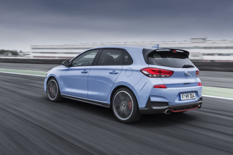 Hyundai Motor UK Announces I30 N Pricing And Specifications