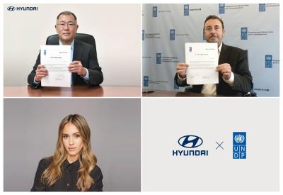 Hyundai Motor And UNDP Launch 'For Tomorrow' Global Project For Grassroots Sustainable Innovations