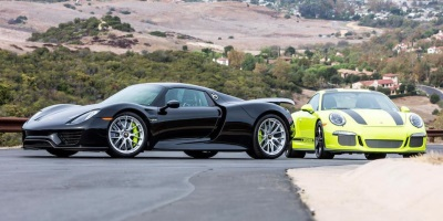 Ultimate Pair Of Super Porsches With Matching Serial Numbers - To Be Offered At Bonhams' Scottsdale Auction In January