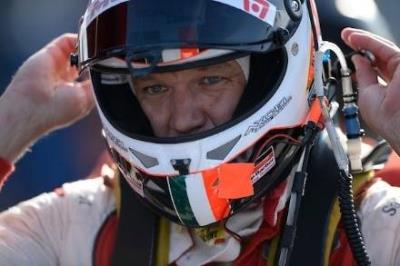 IMSA Driver Townsend Bell Answers Our Fast Five Questions