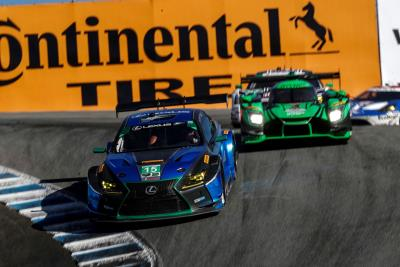 IMSA To Be Featured Marque At 2019 Rolex Monterey Motorsports Reunion
