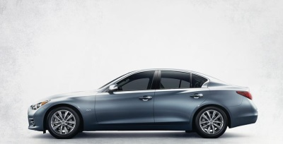 INFINITI ANNOUNCES U.S. PRICING FOR 2016 Q50 2.0T AND Q50 HYBRID PREMIUM MODELS
