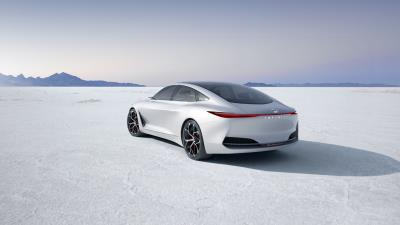 Infiniti Achieves Eighth Consecutive Global Sales Record